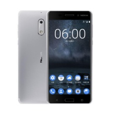 Nokia 6 Smartphone - 3/32 GB - Dual SIM - 4G LTE - Silver