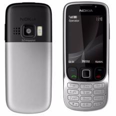 Nokia 6303 Classic - Kamera 3 MP - Metalic Silver - REKONDISI