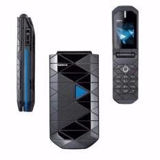 Nokia 7070 Prism Flip - Biru