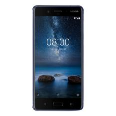 Review Terbaik Nokia 8 Polished Blue Snapdragon 835