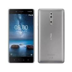 Nokia 8 Smartphone - 4/64 GB - Dual SIM - 4G LTE - DS Steel