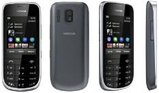 Harga Nokia Asha 202 Dual Sim Black Seken