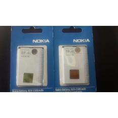 Nokia Baterai Batt Batre Battery Nokia BP-4L BP4L Untuk E61 E71 E90 E52 N810 - Foto Asli