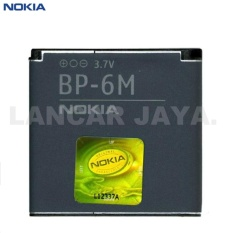 Spek Nokia Baterai Battery Bp 6M 1070Mah For Or 3250 6151 6233 6280 9300 9300I N73 N73 Music Edition N77 N93