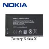 Model Nokia Baterai Bn 01 1500Mah 3 7V Battery For Nokia X Original Terbaru