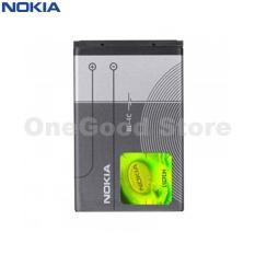 Nokia Baterai Nokia BL-4C Original Compatible For Nokia 5100 6100 6300 6600 7270 7610 - Hitam