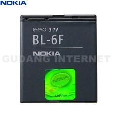 Nokia Battery BL - 6F 1200mAh Kompetibel Untuk Nokia N78 / N79 / N95