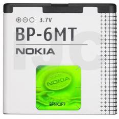 Nokia Battery BP-6MT Original Compatible For Nokiamural, E51, N81, N81 8gb, N82