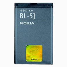 Nokia BL-5J Original Battery for Nokia C3 Lumia 520 521 5230 Nuron 5800 N900