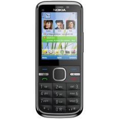 Nokia C5-00 Refurbish 3G - Kamera 5 MP - Warm Gray