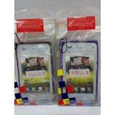 Nokia Casing Case Cover Sarung Silikon Nokia X Foto Asli