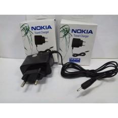 Nokia Charger Carjer TC Nokia 6101 Colokan Kecil AC-3E Kwalitas Bagus  Awet Foto Asli...