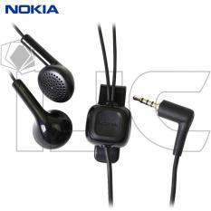 Nokia Headset WH-101 Stereo Original - Hitam