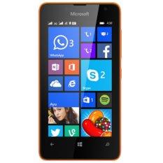 Nokia Microsoft Lumia 430 - 8GB - Hitam