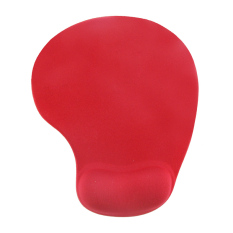Harga Non Slip Backing Mouse Pad Mat Comfort Gel Wrist Support For Laptop Pc Merah Oem Online