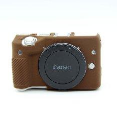 Non Slip Soft Silicone Gel Karet Kamera Case Cover Untuk Canon Eos M3 Kopi Intl Oem Murah Di Tiongkok