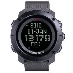 Dimana Beli North Edge Men S Sports Digital Watch Jam Untuk Menjalankan Kolam Militer Army Watches Tahan Air 50 M Stopwatch Timer North Edge