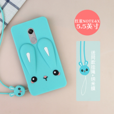Review Note4X Silikon Anti Jatuh Xiaomi Redmi Casing Casing Hp