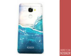 NOZIROH Leeco Le2 X620 PRO X520 Menutupi Lukisan Ultra Tipis Kasus Telepon TPU Gambar Gang Pandu Nr.20