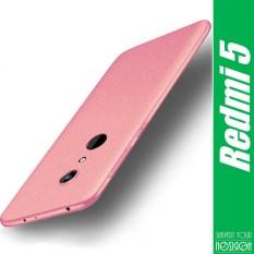 NOZIROH Xiao mi Redmi 5 Matte Silicon Phone Case Soft TPU Back Cover - intl