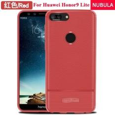Nubula Tinggi Kualitas Kasar Pelindung Case Anti Guncangan Case, Penutup Belakang untuk Huawei Honor 9 Lite-Internasional