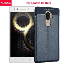 NUBULA New Lichee Pattern For Lenovo K8 Note 360 degrees Ultra-thin and Soft TPU Phone Case Anti falling Back Cover/Shockproof cover case