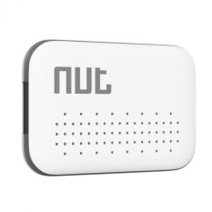 Nut Mini Alarm Smart Finder GPS Tracker Nut Bluetooth - Original 100% - Putih