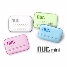 Nut Mini Smart Tracker Smart Finder GPS Locator Anti Lost Alarm - Bluetooth V4.0