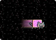 Nyan Cat mouse Pad Termurah Gaming Mousepad Besar Gamer mouse Mat Pad Permainan Komputer Meja Padmouse Keyboard Play Mats