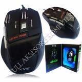 Jual Nyk Nk 928 Mouse Gaming Usb Hitam Di Bawah Harga