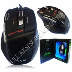 Harga Nyk Nk 928 Mouse Gaming Usb Hitam Nyk Asli