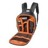 Harga Nylon Orange Interior Digital Camera Mini Bag With Two Exterior Mesh Pockets Orange Interior Intl Yang Bagus