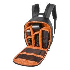 Ulasan Mengenai Nylon Orange Interior Digital Camera Mini Bag With Two Exterior Mesh Pockets Orange Interior Intl