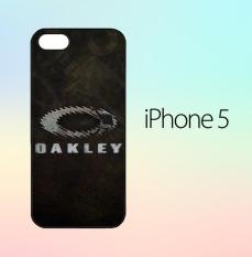 oakley logo X6213 Casing Custom Hardcase iPhone 5 / 5s Case Cover