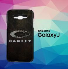 oakley logo X6213 Casing Custom Hardcase Samsung Galaxy J7 (2016) Case Cover