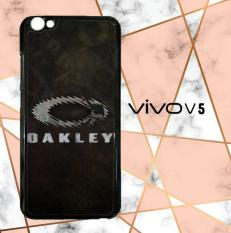oakley logo X6213 Casing Custom Hardcase Vivo V5 Case Cover