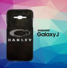 oakley symbol Z5355 Casing Custom Hardcase Samsung Galaxy J7 (2016) Case Cover
