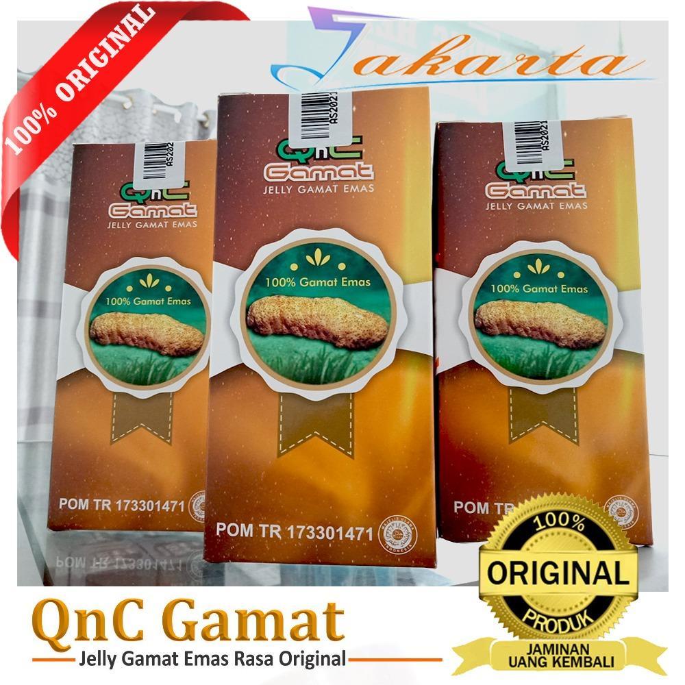 Obat Wasir / Ambein Sembuh - Qnc Jelly Gamat Haji Acep Herbal Jakarta