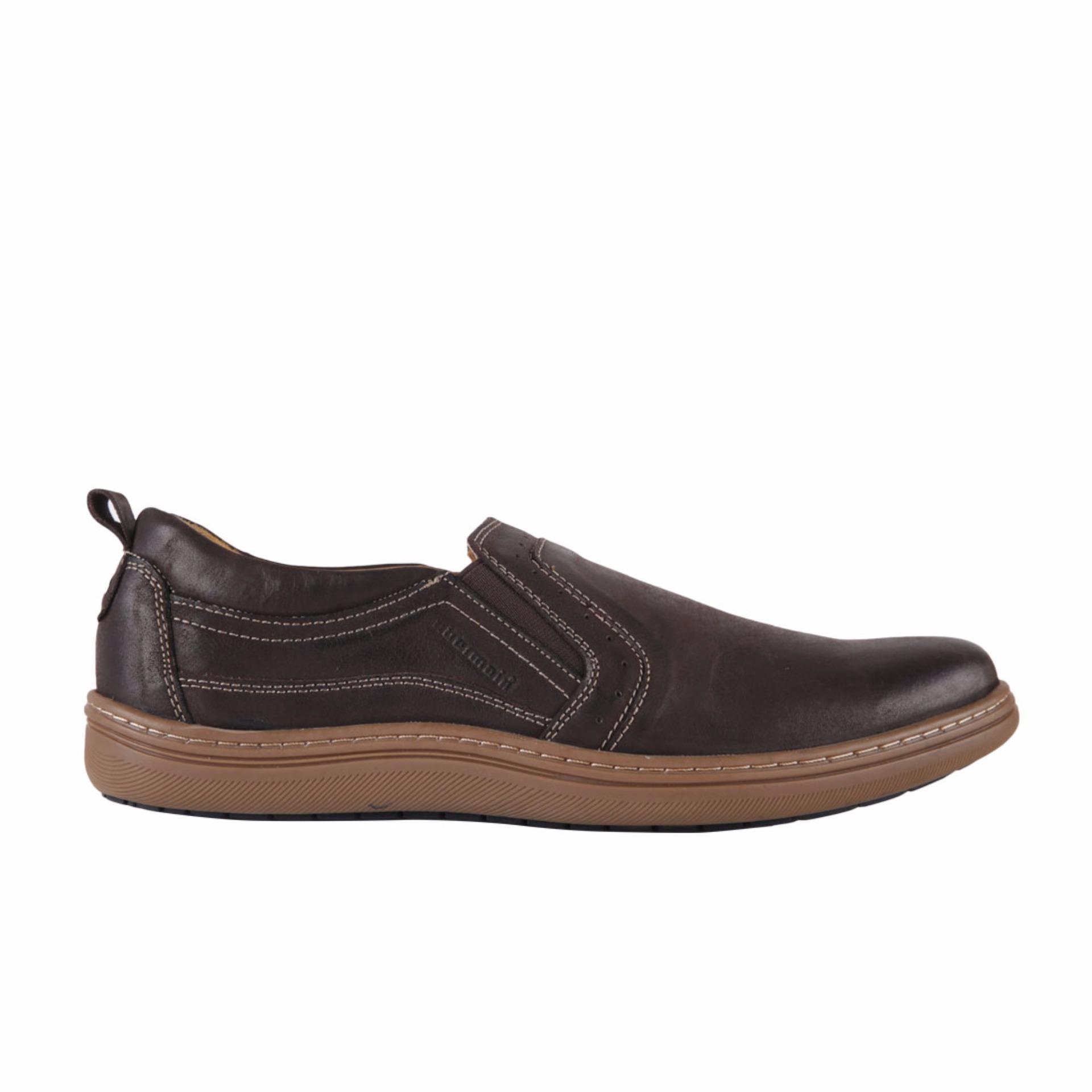 Beli Obermain Sepatu Kasual Pria Jared Online Murah