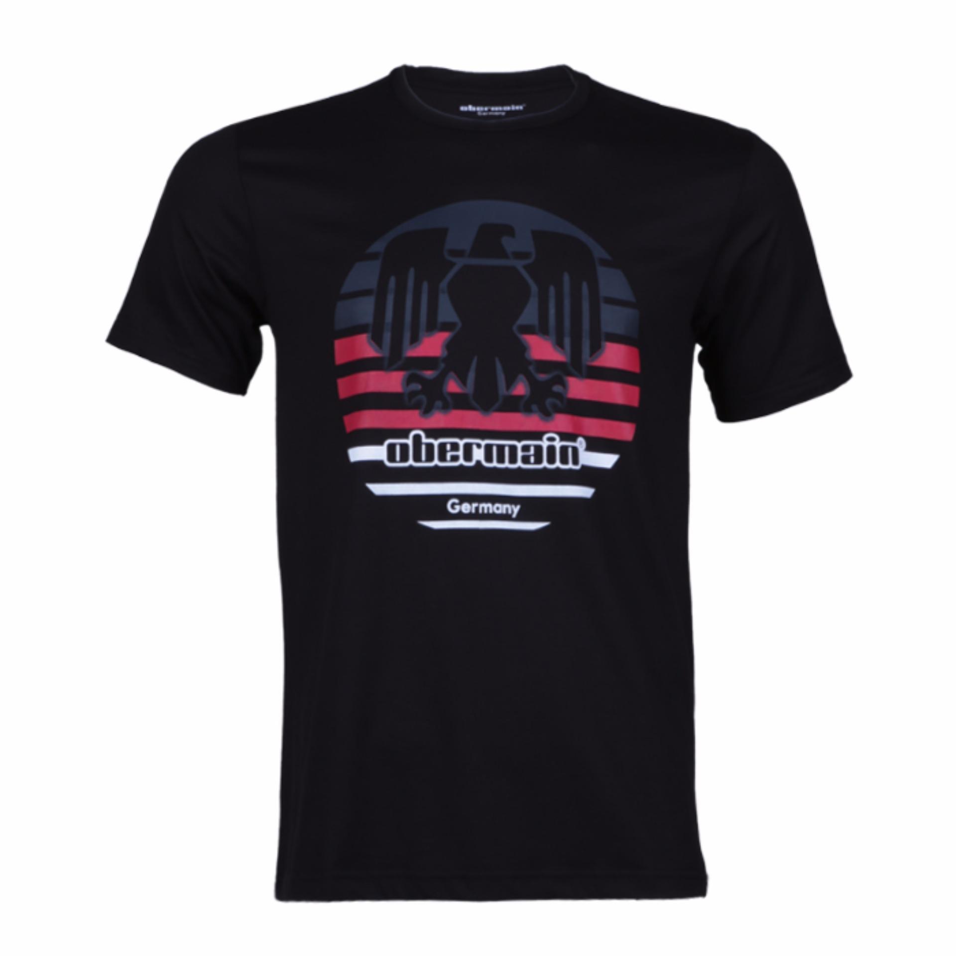 Obermain T Shirt Pria Germany Obermain Diskon