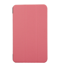OBiDi PU Slim Fit Folio Cover Case for Acer Iconia One 7 (B1-750) (Pink) - intl