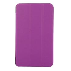 OBiDi PU Slim Fit Folio Cover Case untuk Acer Iconia One 7 (B1-750) (Ungu)-Intl