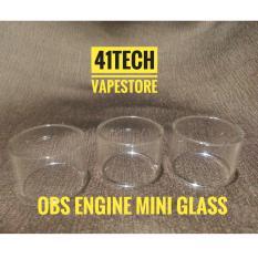 Harga Obs Engine Mini Glass Tank Rta Baru