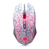 Ocelot Professional Gaming Mouse Four Color Luminous Gaming Gaming Mouse Cable Cr*ck White Intl Diskon Akhir Tahun