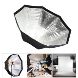 Promo Octagon Softbox 120 Cm 48 Inch Reflektor Payung Untuk Flash Speedlight Tas Internasional Not Specified Terbaru
