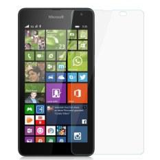 Jual Oem 9 Jam Pelindung Layar Kaca Film Asli Angry Untuk Microsoft Nokia Lumia 535 Oem