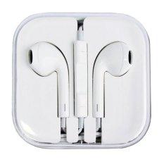 Jual Oem Apple Original Earphone Iphone 5S Putih Oem Murah
