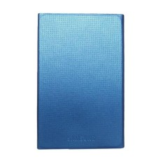 OEM Folio Cover Case for Samsung Tab V T116 T111 - Dark Blue