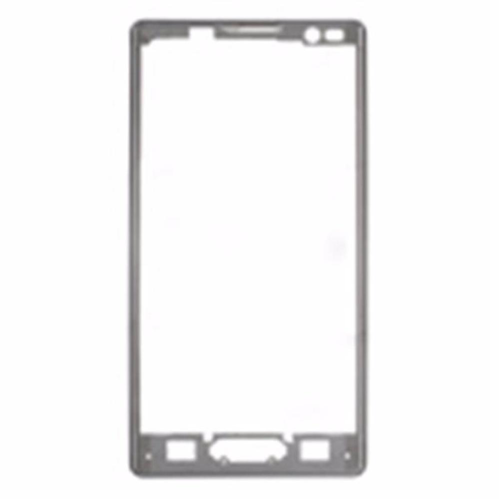 OEM Depan Penggantian Frame Perumahan untuk LG Optimus L9 P760 Hitam-Intl