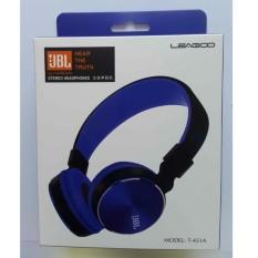 OEM T-451A Stereo Headphone Headset Earphone Over Ear